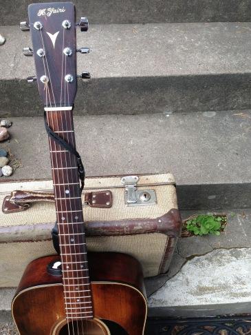 Gitarren som lärde mig spela
