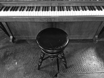 2016 Älskade piano